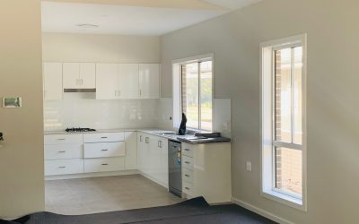 Display home almost complete!
